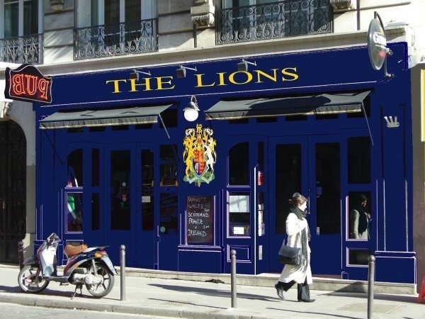 The Lions Paris